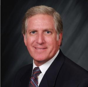 New executive vice president Rob Darden