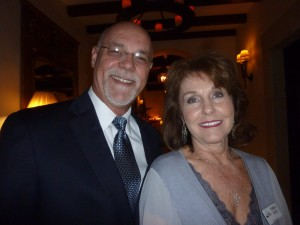 2012 APCA President Ricky Dyess and his wife Teresa of M.G. Dyess, Inc.
