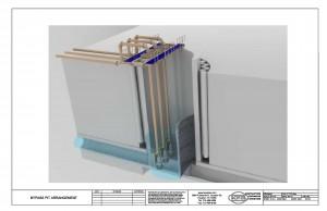 Bypass pit design.