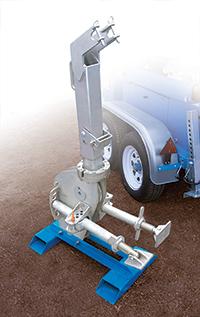 TT Technologies winch boom