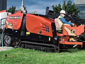 Ditch Witch directional-drills