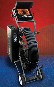 R.S. Technical Services The Quick Peek Drainline Inspection System