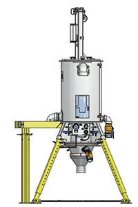 TRY TEK's Controlled Water Pressure (CWP) Inversion Unit