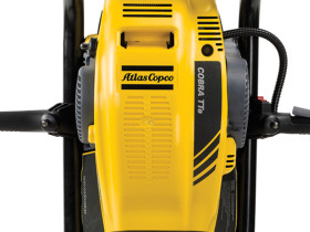 Atlas Copco launched new versions of its Cobra PROe and Cobra TTe gas-powered handheld breakers.