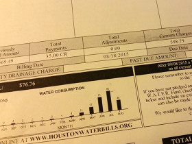 My $3,100 water bill