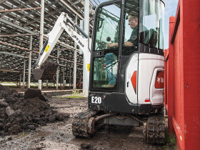 Many compact equipment models, including excavators, skid-steer loaders and compact track loaders, have gone through as many as five emission standards, including Tiers 1 through 3, interim Tier 4 (iT4) and finally Tier 4 (T4)