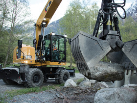 The Cat 336F excavator is built to meet U.S. EPA Tier 4 Final emissions standards