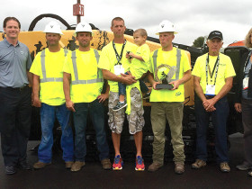 B&T Drainage Wins Vermeer Ultimate Crew Contest