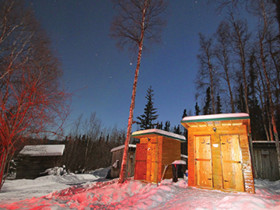 Alaskan Villages Without Plumbing Infrastructure