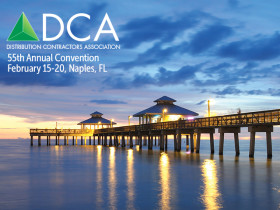 DCA 55th Annual Convention in Naples, Florida