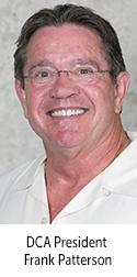 DCA Frank Patterson