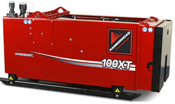 Hammerhead HydroBurst® 100XT
