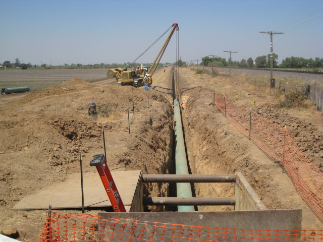 Construction of Gas Pipeline Relied Heavily on HDD to Minimize