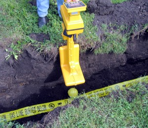 3m Systems Locates Plastic Pipes Underground Construction